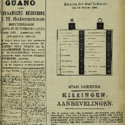Gazette van Lokeren 19/10/1884