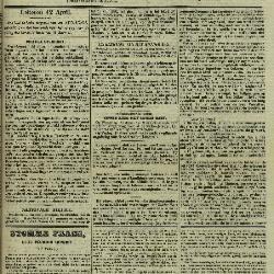 Gazette van Lokeren 13/04/1862
