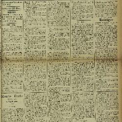 Gazette van Lokeren 23/11/1902