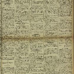 Gazette van Lokeren 11/06/1899