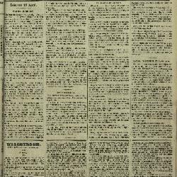 Gazette van Lokeren 26/04/1868
