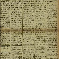 Gazette Van Lokeren 14/04/1889