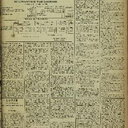 Gazette van Lokeren 07/10/1888