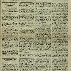 Gazette van Lokeren 21/04/1867