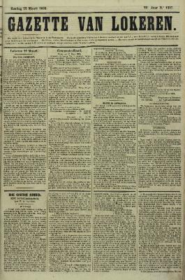 Gazette van Lokeren 22/03/1868
