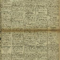 Gazette Van Lokeren 31/03/1889