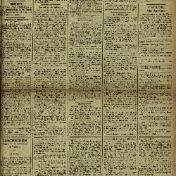 Gazette van Lokeren 03/11/1889