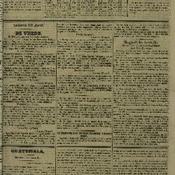 Gazette van Lokeren 20/04/1856