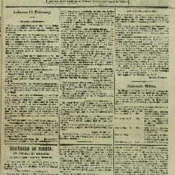 Gazette van Lokeren 17/02/1861