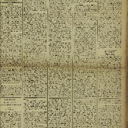 Gazette Van Lokeren 03/03/1889
