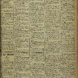 Gazette van Lokeren 19/08/1888