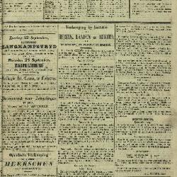 Gazette van Lokeren 13/09/1857
