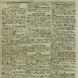 Gazette van Lokeren 14/04/1861