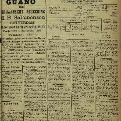 Gazette van Lokeren 15/02/1885