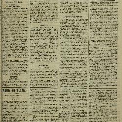 Gazette van Lokeren 23/04/1876