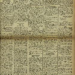 Gazette Van Lokeren 19/05/1889