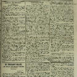 Gazette van Lokeren 13/10/1861