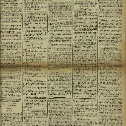 Gazette Van Lokeren 07/04/1889