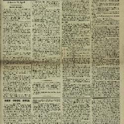 Gazette van Lokeren 16/04/1865