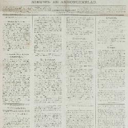 Gazette van Beveren-Waas 22/03/1885