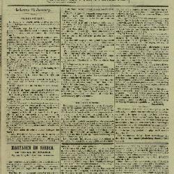 Gazette van Lokeren 13/01/1861