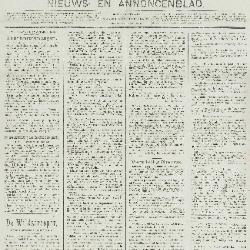 Gazette van Beveren-Waas 16/10/1898