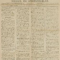 Gazette van Beveren-Waas 26/12/1897
