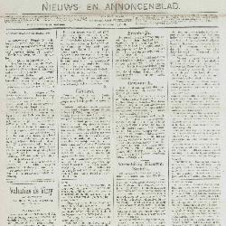 Gazette van Beveren-Waas 18/11/1888