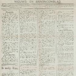 Gazette van Beveren-Waas 27/10/1889
