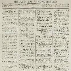 Gazette van Beveren-Waas 19/02/1893