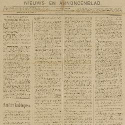 Gazette van Beveren-Waas 29/03/1896