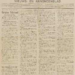 Gazette van Beveren-Waas 23/09/1894