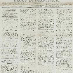 Gazette van Beveren-Waas 31/05/1891