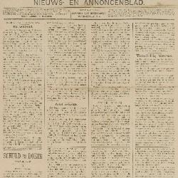 Gazette van Beveren-Waas 13/01/1895
