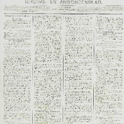 Gazette van Beveren-Waas 13/11/1898