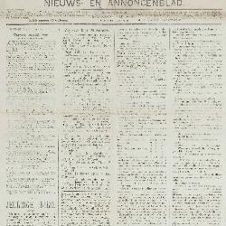 Gazette van Beveren-Waas 23/08/1891