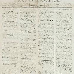 Gazette van Beveren-Waas 30/07/1893