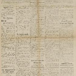 Gazette van Beveren-Waas 06/09/1914