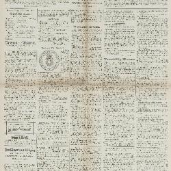 Gazette van Beveren-Waas 14/11/1909