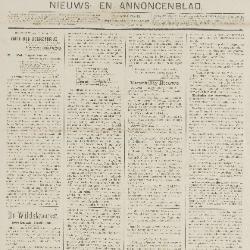 Gazette van Beveren-Waas 17/07/1898
