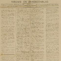 Gazette van Beveren-Waas 13/12/1896