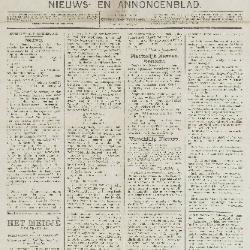 Gazette van Beveren-Waas 20/11/1892