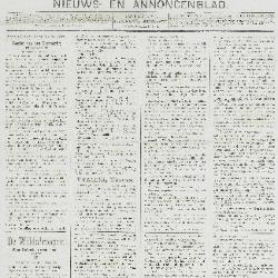Gazette van Beveren-Waas 18/09/1898
