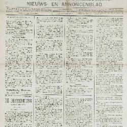 Gazette van Beveren-Waas 05/12/1886