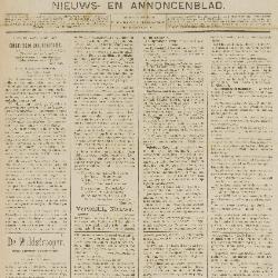 Gazette van Beveren-Waas 08/05/1898