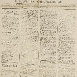 Gazette van Beveren-Waas 23/06/1895