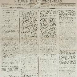 Gazette van Beveren-Waas 16/08/1891