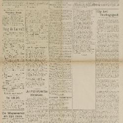 Gazette van Beveren-Waas 23/08/1914
