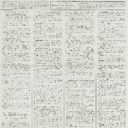 Gazette van Beveren-Waas 29/01/1899