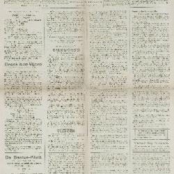Gazette van Beveren-Waas 15/08/1909